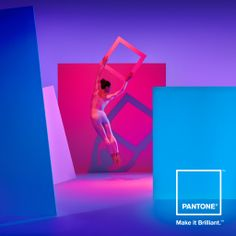 Meet the new Pantone tagline: Make It Brilliant. For the rest of April, we'll take you inside our latest campaign. #MakeItBrilliant #Pantone