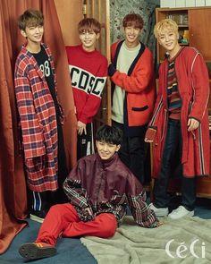SEVENTEEN X Céci Korea (Vocal Unit)