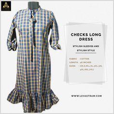 CHECKS LONG DRESS  STYLISH Sleeves and STYLISH Style  FABRIC: Cotton LENGTH: 48 inches  Sizes [XS,S,M,L,XL,2XL,3XL,4XL,6XL,7XL]  Length can be customised as required  FOR ORDERS PLEASE DM OR YOU CAN DIRECTLY  WHATSAPP ON 9811162361, 9654216070   #newlaunch #2xl #3xl #4xl #5xl #6xl #7xl #plussizefashion #plussieclothing #WesternWear #fashionwear #dresses #indowestern #plussize #bigsize #xxl #xxxl #xxxxl #xxxxxl #xxxxxxl #anysize #fashionforwomen #whatfatgirlsactuallywear #plussizeeblogger… Fashion Wear, Womens Fashion, New Launch, Stylish Dresses, Western Wear, Plus Size Fashion, Shirt Dress, Fabric, Sleeves