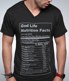 God Life Nutrition Facts