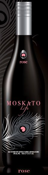Moskato Life Rose: The greatest wine of all time!