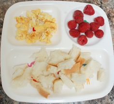 Baby finger food, toddler meal ideas - mommyoutnumbered.com 7