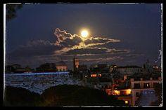 Nella Roma antica scende la notte