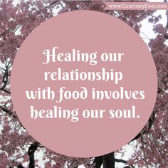Our soul's true nature, as it is meant to be, is not damaged. It is not beyond repair. Our food addiction is not beyond repair. We can return to our sou's blueprint no matter how far gone we believe we are in our relationship with food. It doesn't matter whether we haven't yet experienced our soul as healed from compulsive eating. #compulsiveeating #emotionaleating #overeating #health #eating