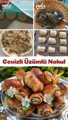 No Cook Meals, Food And Drink, Healthy Recipes, Bread, Cookies, Chicken, Sweet Recipes, Crack Crackers, Brot