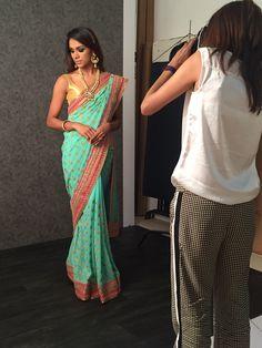 #InTheMaking #Saree #Womenswear #Benzer #Benzerworld
