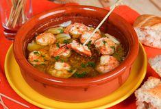 Kerstin hat aus ihrem Palma-Urlaub das Rezept für ihre Lieblingstapas mitgebracht: Gambas in Knoblauchöl!