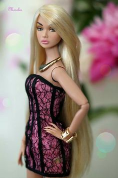 """OOAK """"Ask Any Girl"""" styled and photographed by Merelin-Elen #prettydresses"""
