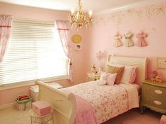 Shabby Chic Children's Rooms