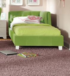 My Room Green Twin Daybed