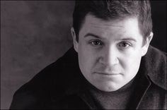 Comedic poet and genius - Patton Oswalt.