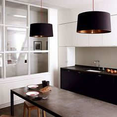 Ikea Abstrakt cabinets by architect Philippe Harden