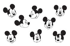 Cartoon Clipart: Free Mickey Mouse Clipart Images