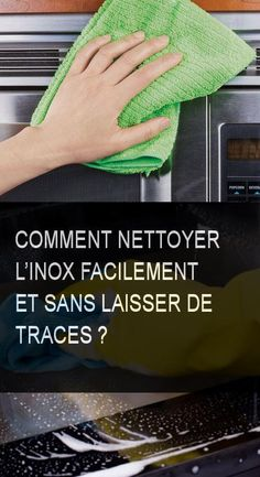 Comment nettoyer l'inox facilement et sans laisser de traces ? #Nettoye #Nettoyer #Comment #Facile #Sanslaisserdetraces #Traces #Inox Weight Loss Water, Weight Loss Drinks, Bathroom Cleaning Hacks, Bedroom Cleaning, Kitchen Cleaning, Cleaning Tips, Disinfectant Spray, Grapefruit Essential Oil, Hacks Videos