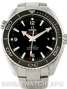 Omega Seamaster Planet Ocean Watch 232.30.42.21.01.003
