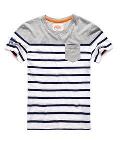 Superdry Cap Breton T-shirt