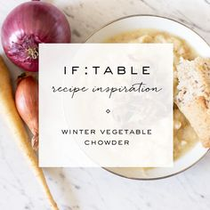 IF:Table Recipe December 2016