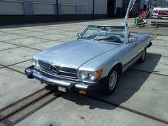 Mercedes-Benz - 450SL Roadster (cabriolet) - 1980