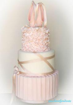 Torta ballerina  Ballerina cake