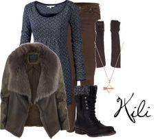 The Hobbit outfit - Kili