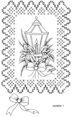 pergamano - Page 22 Christmas Coloring Pages, Coloring Book Pages, Christmas Colors, Christmas Art, Card Patterns, Embroidery Patterns, Parchment Design, Paper Art, Paper Crafts