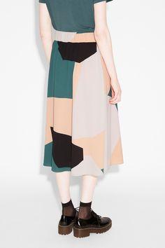 Monki | Skirts | Block print skirt