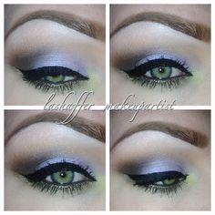 makeup by lashaffer_makeupartist on Instagram
