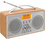 Refurb Grade A LOGIK L55DAB15 Portable / Mains DAB Radio  Free Delivery & 12 Months Warranty 19.99 @ Ebay / homeandgardenltd