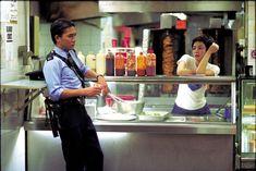 Chungking Express (1994, Wong Kar-Wai ) / Cinematography by Christopher Doyle, Wai-Keung Lau