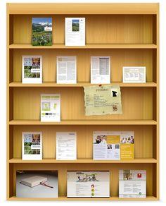 Regal, Photoshop, Schaufläche zur Präsentation von grafischen Arbeiten Shops, Bookcase, Photoshop, Layout, Shelves, Artwork, Home Decor, Shelf, Tents