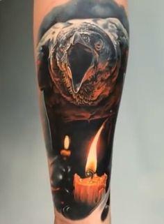 Tattoo by Levgen