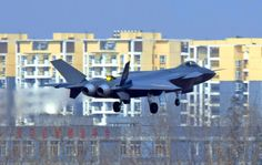 J-20-first-flight. Chengdu Aircraft Company (CAC) has started production at low rates (LRIP) of his new fighter J-20. To date two prototypes and four aircraft developments involved in flight testing and static. According to the Chinese aircraft manufacturer both devices will further swell the ranks for the certification of the aircraft.