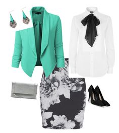 """""""Work/dinner and drinks"""" by jennie-marie-maldonado on Polyvore featuring LE3NO, Polo Ralph Lauren, CHARLES & KEITH and Sole Society"""