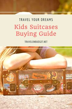 #travel   #travelguides  #traveler   #travellers  #bestguides  #travelonbudget  #travelonabudget  #bestluggage  #luggages  #suitcases #kidssuitcases Dream Kids, Best Luggage, Packing Cubes, Suitcases, Travel Guides, Cool Kids, Traveling By Yourself, Budgeting, Stuff To Buy