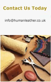 Human Leather....if you're wondering what this actually is, just open the link and read for yourself.