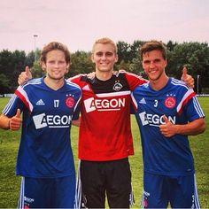 Daley Blind, He's A Keeper, Afc Ajax, Jasper, Amsterdam, Heroes