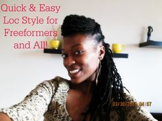 Loc Style Tutorial: For Freeformers & All!