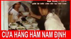 Cửa Hàng Hầm - Quán Ăn Trong Lòng Đất Tại Nam Định