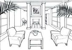 Pinterest the world s catalog of ideas for Living room 1 point perspective