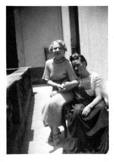Walter P. Reuther Library (31989) Natalia Trotsky, Frida Kahlo ...