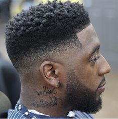Diffe Types Of Fades Haircuts For Black Men High Low Taper Fade S Hairstyles And In 2017