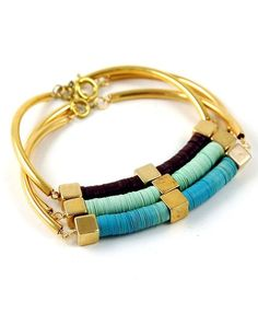 Tribal Arc Bracelets