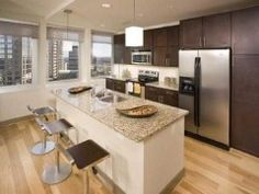 Gables Republic Tower in Dallas, TX  Luxury, high-rise living in the heart of downtown Dallas.