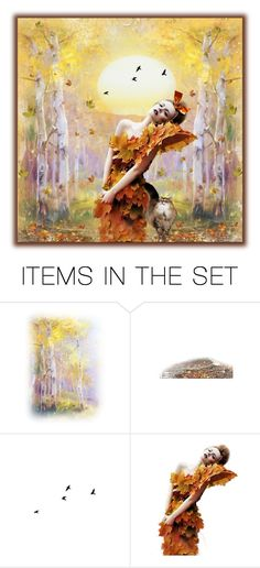 """Autumn Love ღ❁ღ❁"" by califorina-girl ❤ liked on Polyvore featuring art"