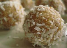 Kókuszos sütőtök golyók | Gasztroangyal