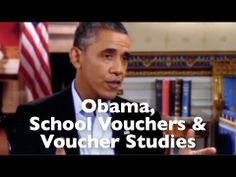 School Voucher Researchers Respond to Obama
