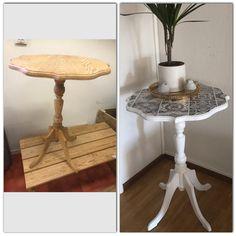 small table, big change 👌🏻