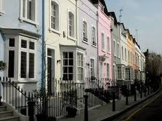 colourful London terraces - Google Search Rent In London, Best Flats, Best Positions, Flat Rent, Property Listing, Being A Landlord, Australia, Terraces, Google Search
