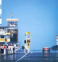 Niki Lauda, Germany  1975.