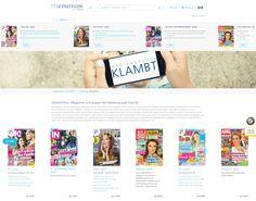 Die United Kiosk AG, einer der der führenden Digitalvertriebe für deutschsprachige Zeitschriften in Europa, verstärkt sich durch die Mediengruppe Klambt als neuen Aktionär, weitere Verlage sollen schon bald folgen.
